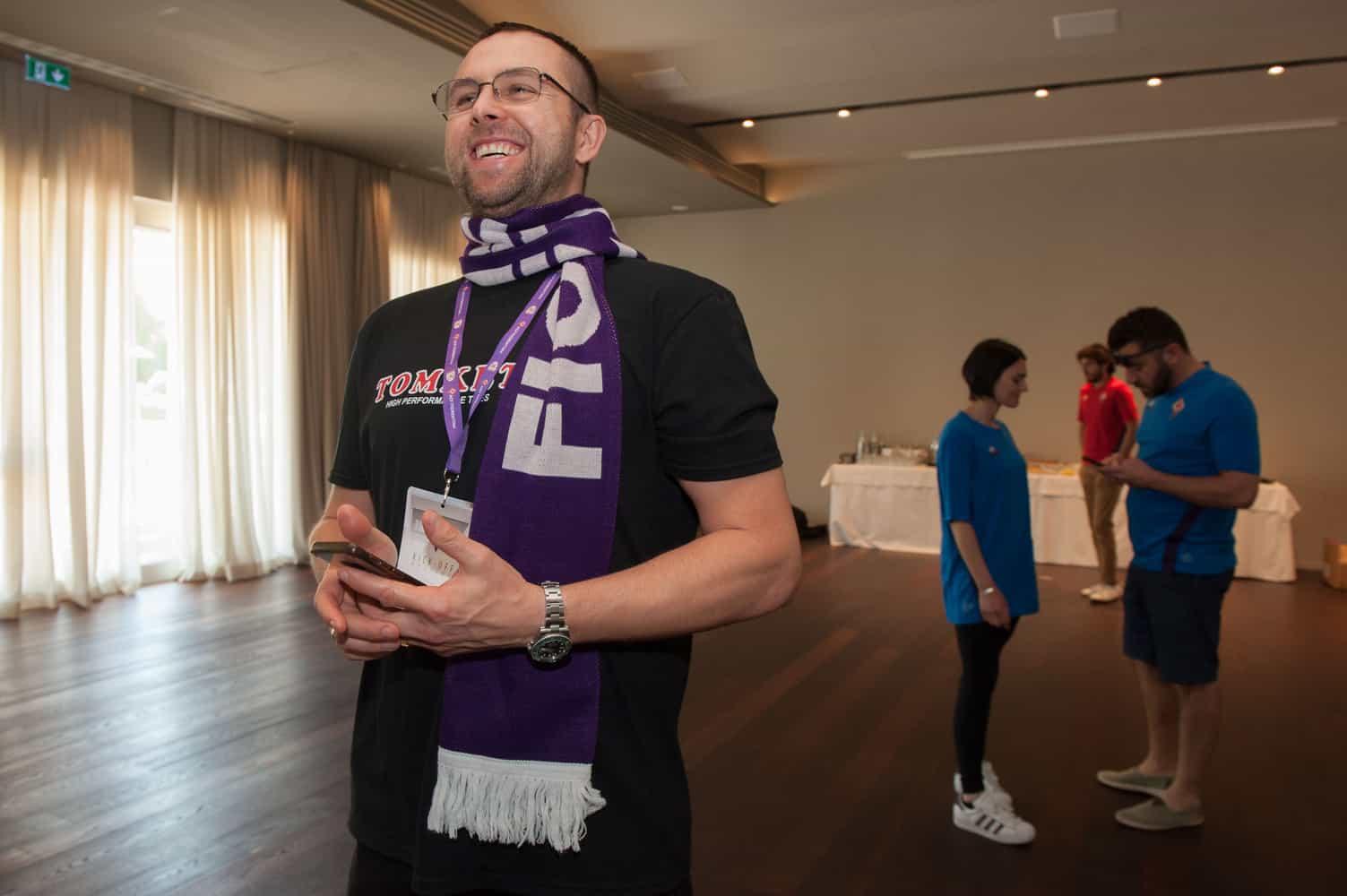 Radek Grill at ACF Fiorentina